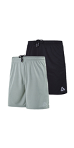 "Men's 7"" Mesh Athletic Running Shorts with Pockets"