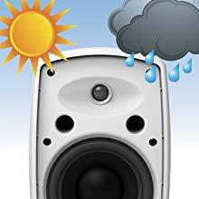 weather resitant speakers