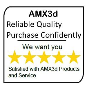 AMX3d Pledge