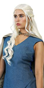 641f7b01a Amazon.com: Game of Thrones Daenerys Targaryen Dragon Queen Warrior ...
