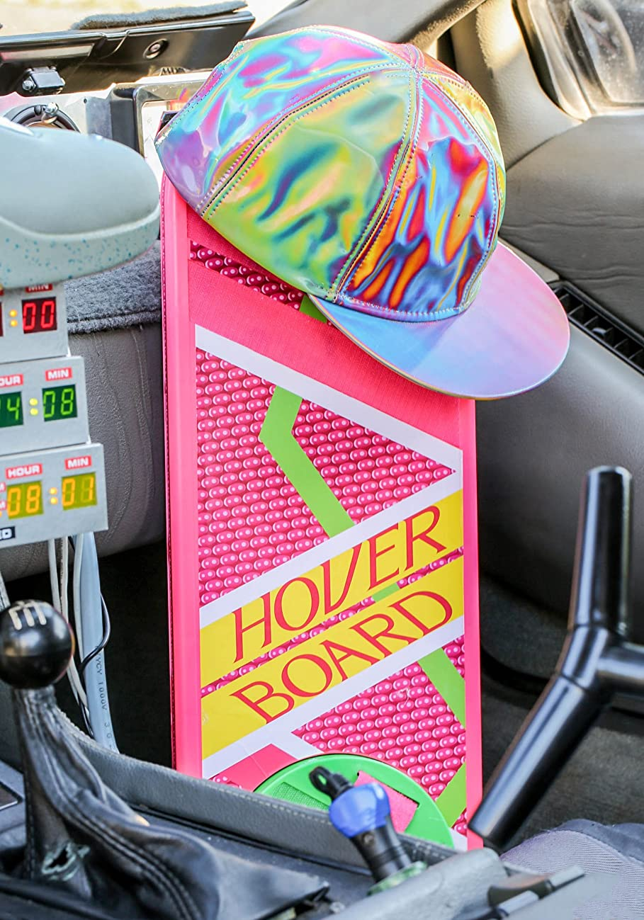 Amazon.com: Back To The Future Hoverboard - ST: Clothing