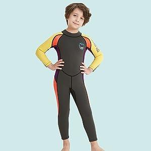 wetsuit boys