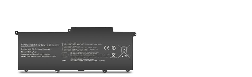 AA-PBXN4AR Battery