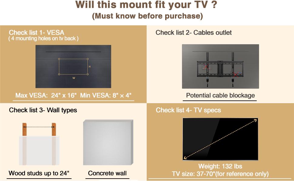tv wall mount wall mount tv bracket
