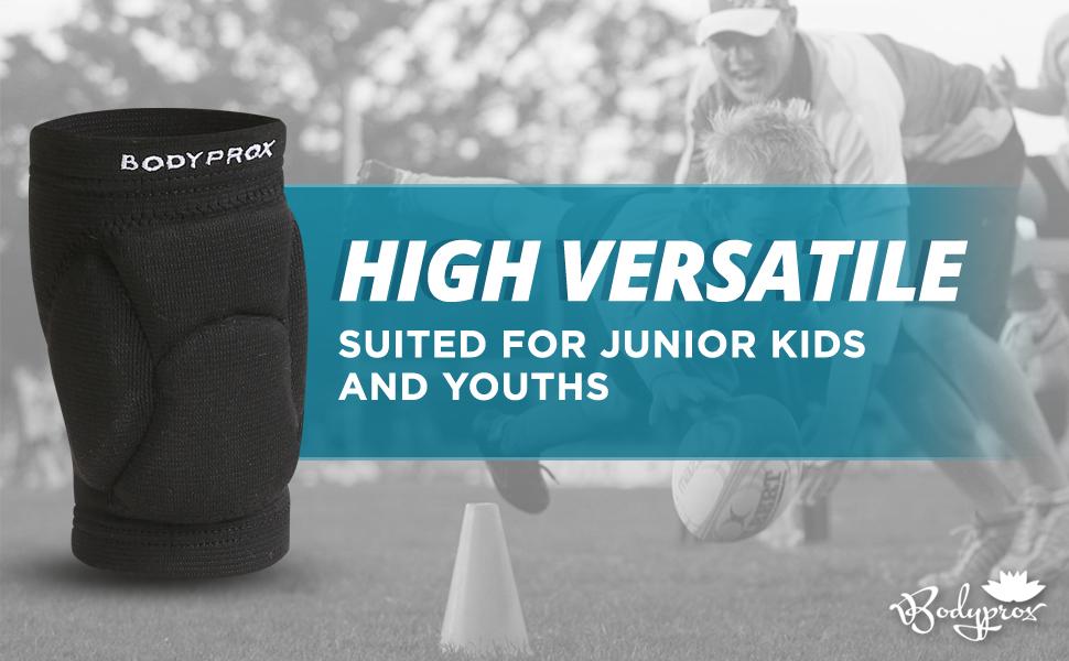 mizuno youth volleyball knee pads amazon
