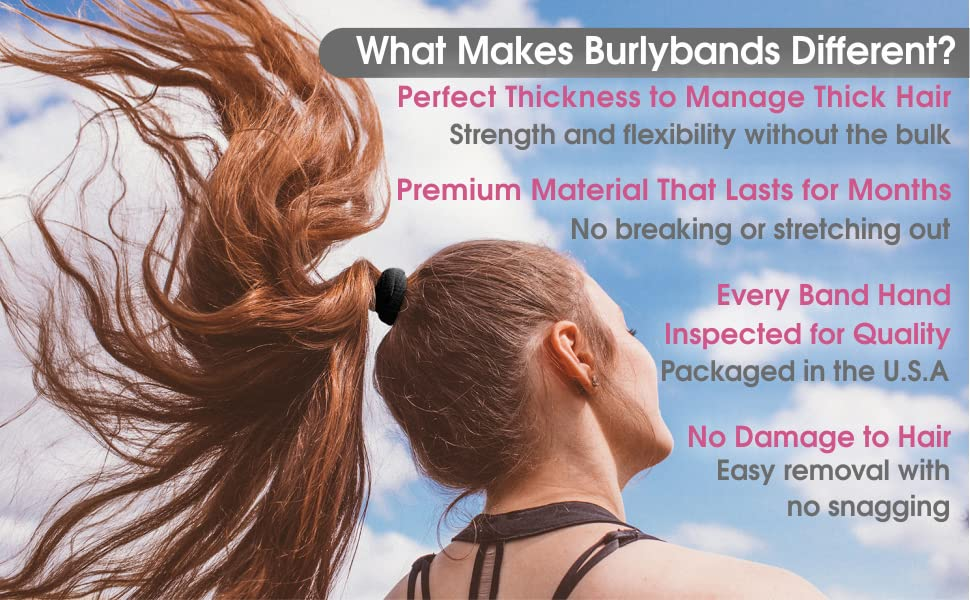 "The  1 product featured in a top independent news article ""24 Amazing Hair  Products That Really And Truly Work."". Unlike other hair ties that over  promise ... 9427939487a"