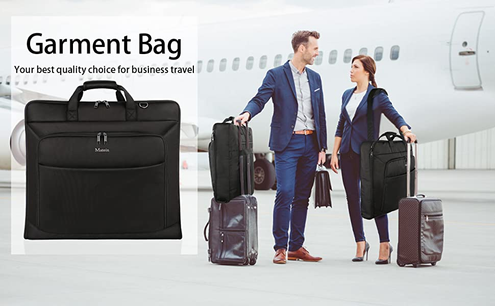 carry on suit garment bag for trip