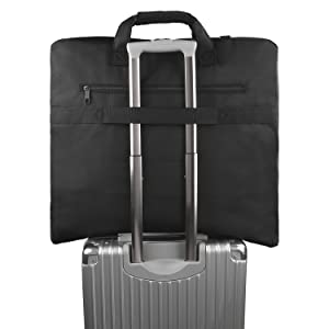 suit luggage garment bag for women