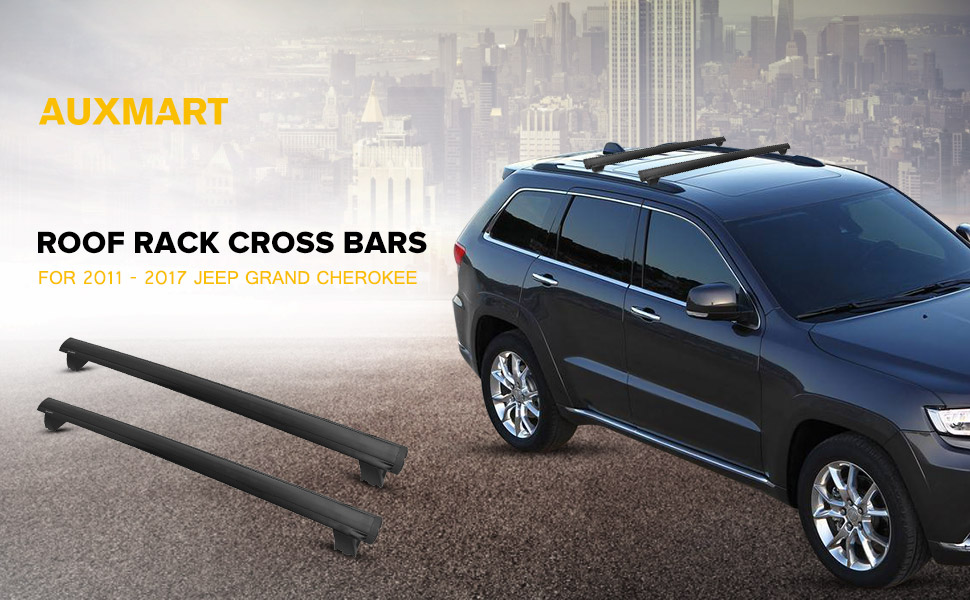 Amazon Com Auxmart Roof Rack Crossbars For Jeep Grand