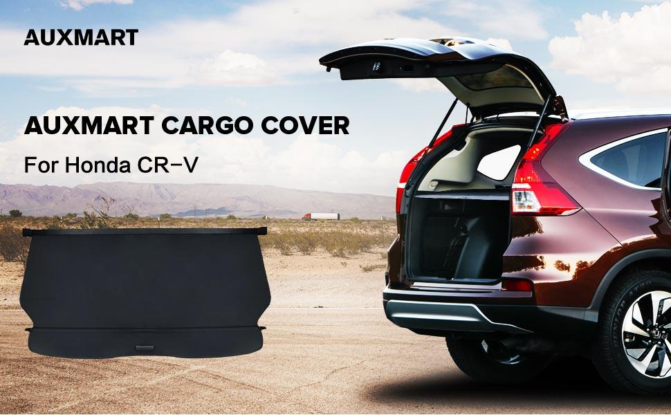 Amazon.com: AUXMART Cargo Cover for Honda CRV 2012-2016