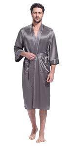 15d5d476fbdb9 Kimono Style Silk Robe · Hooded Silk Robe · 3 4 Sleeve Silk Robe · Classic Silk  Robe · Extra Long Silk Robe. Momme