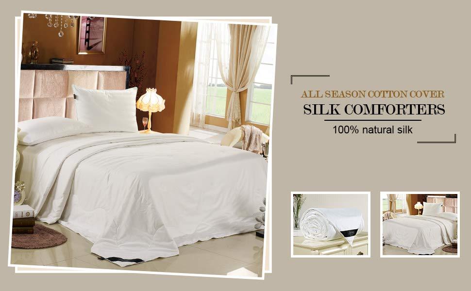 comfort silk fabric