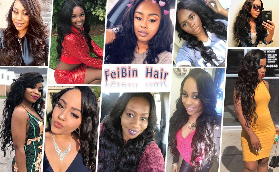 Human Hair Show