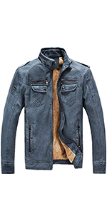 Amazon.com: Tanming - Chaqueta de piel sintética con capucha ...