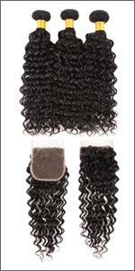 deep wave with closure