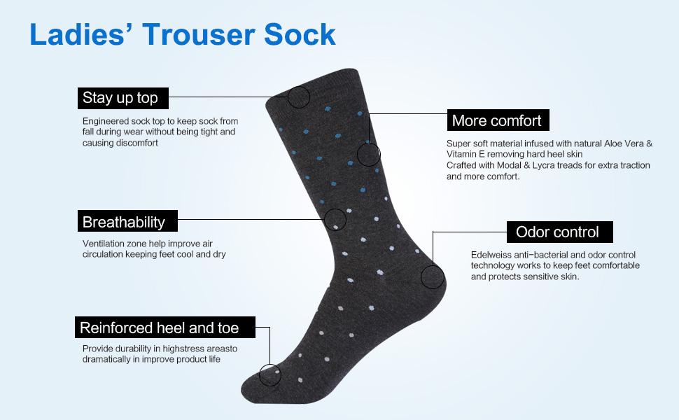 women dress socks