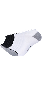 cushion no show socks