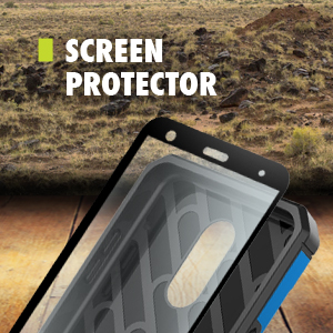 Tempered Glass Screen Protector - Evocel - Explorer Series Pro