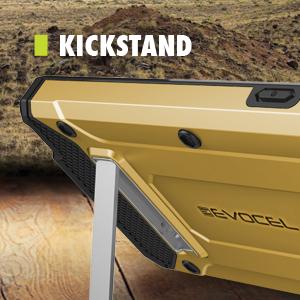 Built-in Metal Magnetic Kickstand - Evocel - Explorer Series Pro