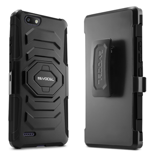 Amazon.com: ZTE Blade Force funda, Evocel funda [Nueva ...