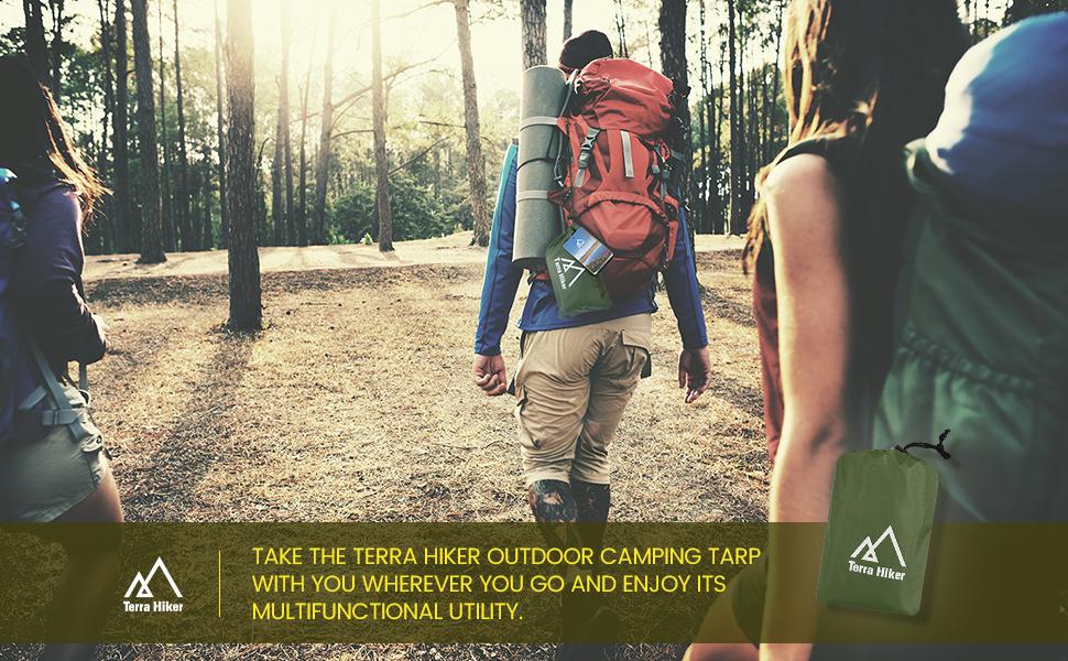 camping tarp