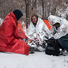 group warm safe survive