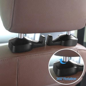 headrest hook car