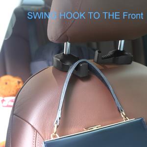 Universal Car Headrest Hooks