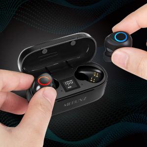 bluetooth wireless true wireless earbuds headphones tnso bluetooth headphones wireless headphones