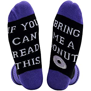 if you can read this bring me a donut