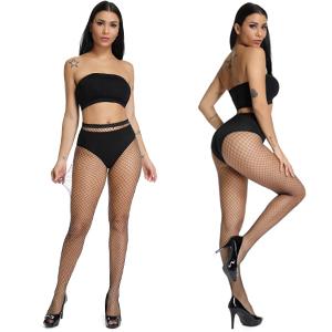 fishnet stockings