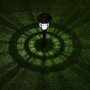 solar path light