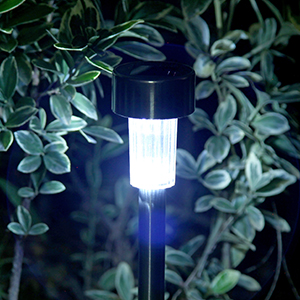 Also GIGALUMI 6810 Solar Garden Lights Add A Flavor To The Front Of Your  House And Donu0027t Required A Ridiculous Amount Of Wiring.