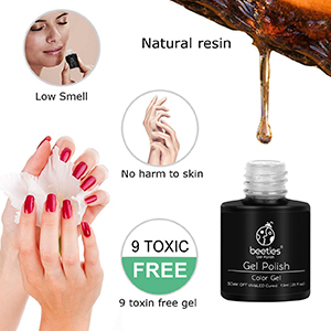 9 toxic free gel polish