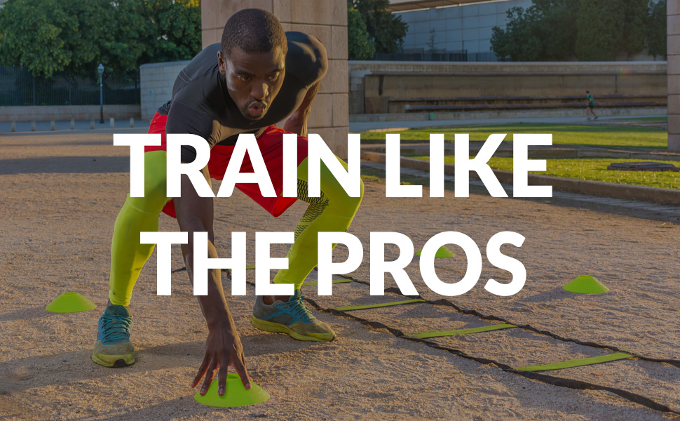 Pro Agility and Speed Ladder for Sports and Agility Training