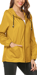 raincoat women waterproof