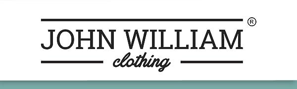 JOHN WILLIAM CLOTHING