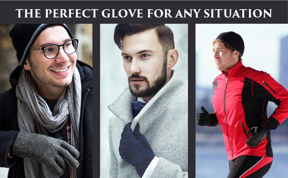 The perfect glove for any situation