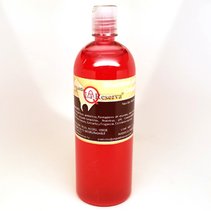Shampoo de Caballo Rojo is formulated for light colored hair. (Light brown, red or blond hair) It contains Apple Extract to enhance the beauty of your hair.