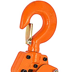 6 Ton 10 Ft Mophorn 6 Ton Lever Block Chain Hoist 3M 10ft Chain