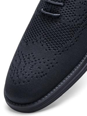 mens knit dress shoes
