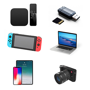 Wide Range of Supported Devices