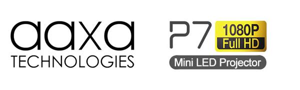 AAXA P7 1080p Full HD MIni LED Projector