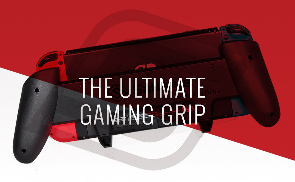 The Ultimate Gaming Grip