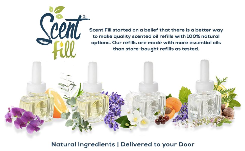 Natural Air Freshener Refills