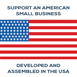 American Small Business Developed and Assembled in the USA