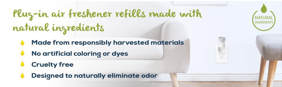Plug In Air Freshener Refills