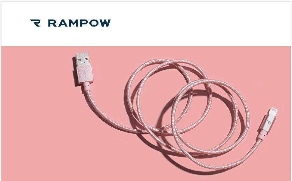 Amazon.com: Rampow - Cable Lightning: Atevon