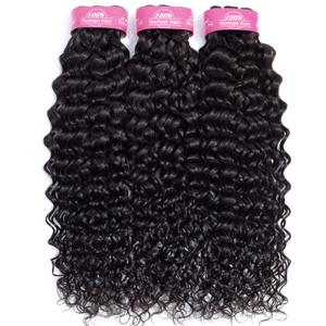 brazilian hair bundles water wave