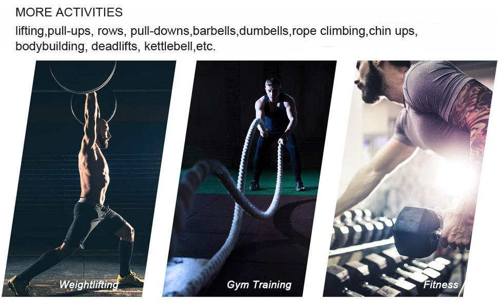 Amazon.com: Eamber - Guantes de entrenamiento con abertura ...